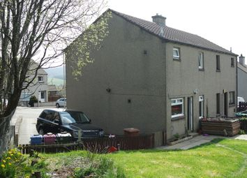 Thumbnail 2 bed semi-detached house for sale in Tomnamuidh Road, Dufftown