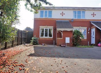 Thumbnail 2 bed end terrace house for sale in Megan Close, Swansea