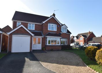 Thumbnail 5 bed detached house for sale in Dugard Way, The Ridings, Droitwich Spa