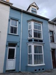 Thumbnail 4 bed flat to rent in Sea View Place, Aberystwyth