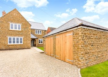 Thumbnail 4 bedroom detached house for sale in Crossing Lane, Claydon, Banbury, Oxfordshire