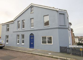 Thumbnail 3 bed end terrace house for sale in Salisbury Road, St. Leonards-On-Sea, East Sussex.
