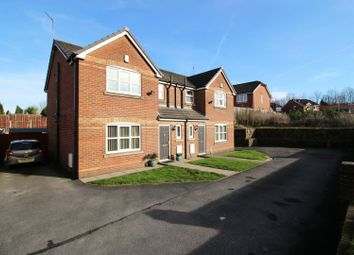 Thumbnail 3 bed semi-detached house for sale in Parkfield Close, Rochdale, Lancashire