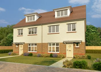 Thumbnail 4 bed semi-detached house for sale in Westley Green, Dry Street, Basildon, Essex