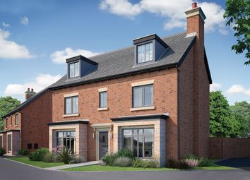 Thumbnail 6 bed detached house for sale in Alderley Park, Nether Alderley
