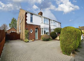 Thumbnail 3 bed semi-detached house for sale in Station Road, Ramsey, Huntingdon