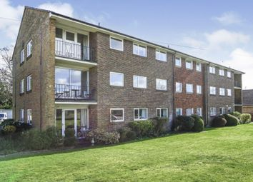 Thumbnail 2 bed flat for sale in Kingsway Court, Hiltingbury, Chandler'S Ford
