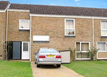 Thumbnail 3 bed terraced house to rent in Apple Close, RAF Lakenheath, Brandon