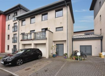 Thumbnail 4 bedroom town house for sale in St. Catherines Court, Maritime Quarter, Swansea