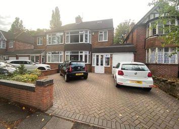 4 bed semi-detached house for sale in Bibsworth Avenue, Moseley, Birmingham, West Midlands B13