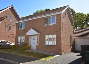 Thumbnail 3 bed detached house for sale in Bracken Ghyll Close, Buckshaw Village, Chorley