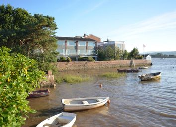 Thumbnail 2 bed flat for sale in Strand Court, Topsham, Exeter.