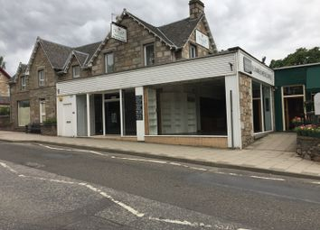 Thumbnail Retail premises to let in Atholl Road, Pitlochry