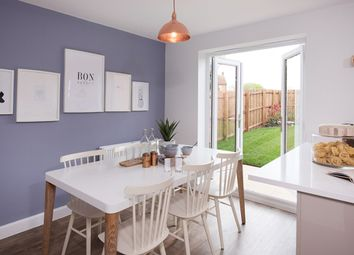 """Thumbnail 4 bedroom detached house for sale in """"Chester"""" at The Long Shoot, Nuneaton"""