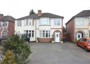 Thumbnail 3 bed semi-detached house for sale in Dodwells Bridge Industrial Estate, Jacknell Road, Hinckley