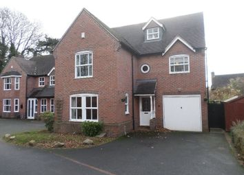 Thumbnail 4 bed detached house to rent in Merganser Close, Apley, Telford