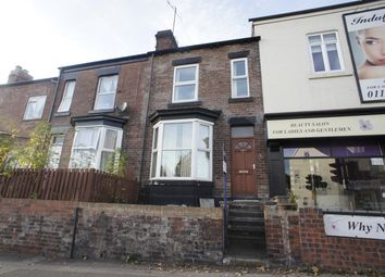 Thumbnail 5 bedroom terraced house for sale in Abbeydale Road, Abbeydale, Sheffield