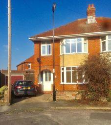 Thumbnail 3 bed semi-detached house for sale in Regents Park, Southampton, Hampshire