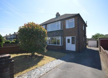 Thumbnail 3 bed semi-detached house for sale in Queens Drive, Ossett