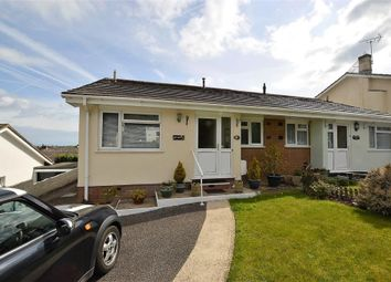 Thumbnail 2 bed semi-detached bungalow for sale in Milton Crescent, Brixham, Devon