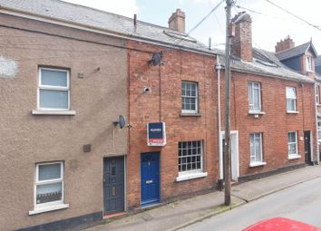 Thumbnail 1 bed terraced house for sale in Gordon Terrace, Park Street, Crediton
