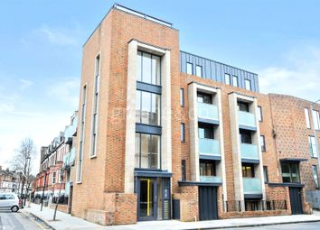 Thumbnail 3 bed flat for sale in Drayton Park, London