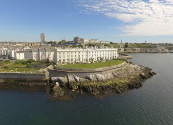 Thumbnail 3 bed flat for sale in Grand Parade, West Hoe, Plymouth, Devon