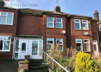Thumbnail 3 bed terraced house to rent in Wherstead Road, Ipswich