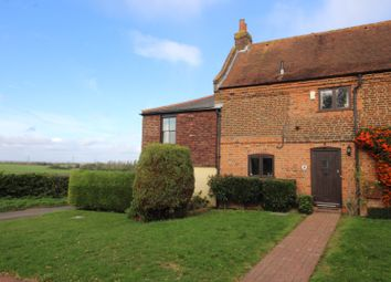 3 bed end terrace house for sale in Ostlers Court, Tayors Lane, Higham, Rochester, Kent ME3