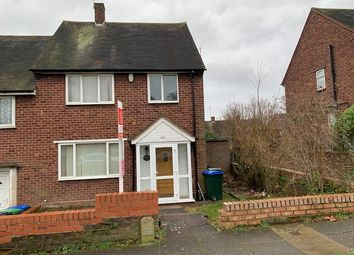 Thumbnail 4 bed semi-detached house to rent in Hamstead Road, Great Barr