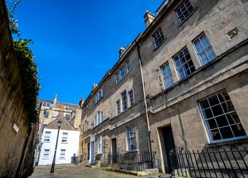 Thumbnail 1 bed flat for sale in Barton Buildings, Bath