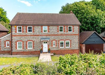 Thumbnail 4 bed detached house for sale in Findon Village, Worthing, West Sussex