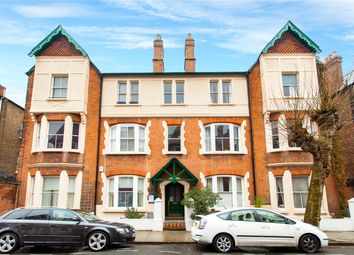 Thumbnail 3 bedroom flat for sale in Kinnoul Mansions, Rowhill Road, London