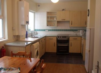 Thumbnail 4 bedroom town house to rent in Holdsworth Street, Penny Come Quick, Plymouth