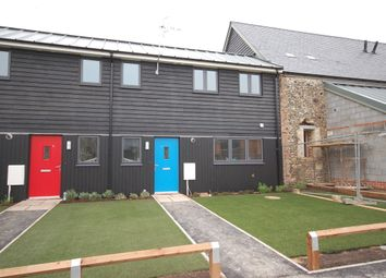 Thumbnail 2 bed terraced house to rent in Abbey Barns Court, Thetford, Norfolk