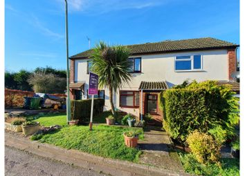 2 bed terraced house for sale in Manley Close, Exeter EX5