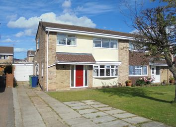 Thumbnail 3 bed semi-detached house to rent in Grafton Close, Guisborough