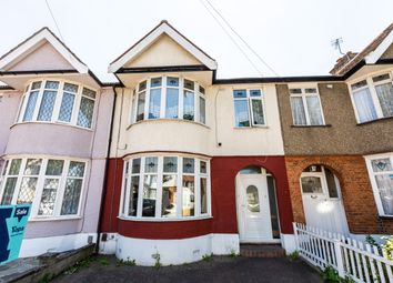 Thumbnail 3 bed terraced house for sale in Ashburton Avenue, Ilford