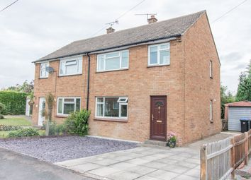 Thumbnail 3 bed semi-detached house for sale in Orchard Road, Lutterworth