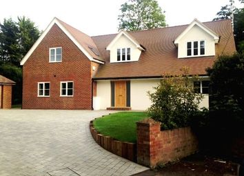 Thumbnail 5 bedroom detached house for sale in Spenser Avenue, Weybridge, Surrey