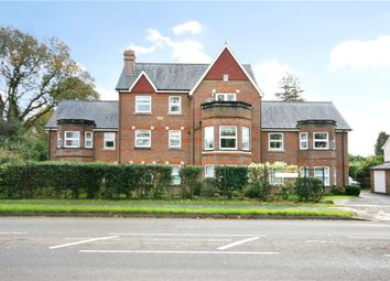 Thumbnail 2 bed flat for sale in Clarence House, Winchester Hill, Romsey, Hampshire