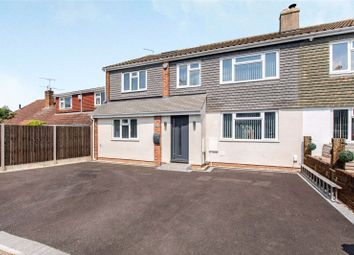 Thumbnail 4 bed semi-detached house for sale in Cossham Close, Thornbury