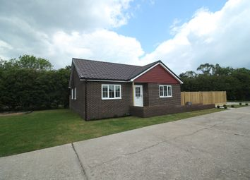 Thumbnail 2 bedroom detached bungalow for sale in Sevenoaks Road, Eastbourne