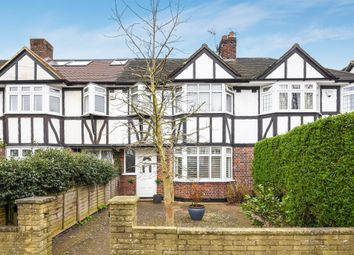 Thumbnail 3 bed terraced house for sale in Orme Road, Coombeside, Kingston Upon Thames