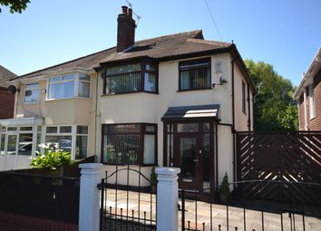 Thumbnail 4 bed semi-detached house for sale in Kirkstone Road South, Litherland, Liverpool