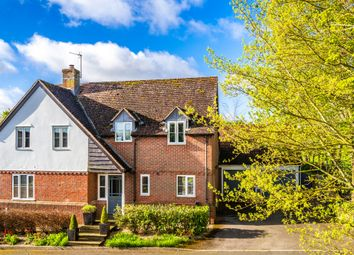 Thumbnail 5 bed detached house for sale in 3 The Gallops, East Ilsley