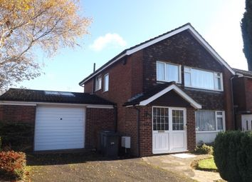 Thumbnail 4 bed property to rent in Birchen Grove, Luton