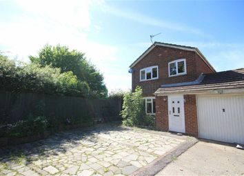 Thumbnail 3 bedroom link-detached house for sale in Bevil, Freshbrook, Swindon