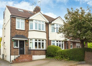Thumbnail 4 bedroom semi-detached house for sale in Mascalls Lane, Brentwood, Essex