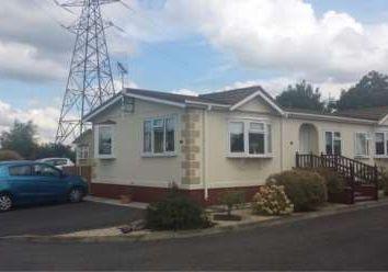 Thumbnail 3 bed mobile/park home for sale in Station Road, Sandycroft, Deeside